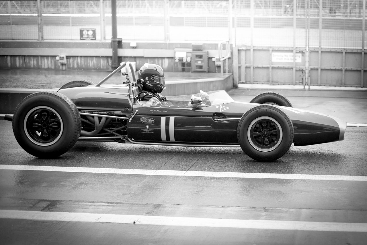 Brabham BT11 Car
